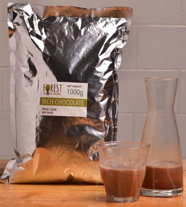 bubuk minuman rich chocolate