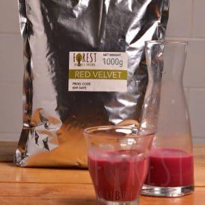 Bubuk Minuman Red Velvet Gula