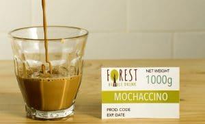 bubuk minuman mochaccino