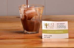 bubuk minuman choco caramel