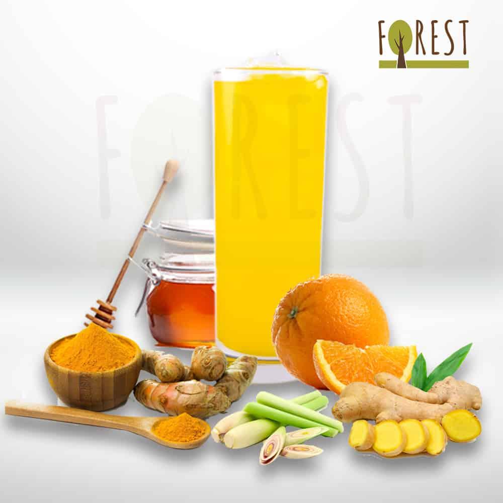 harga bubuk minuman orange ginger