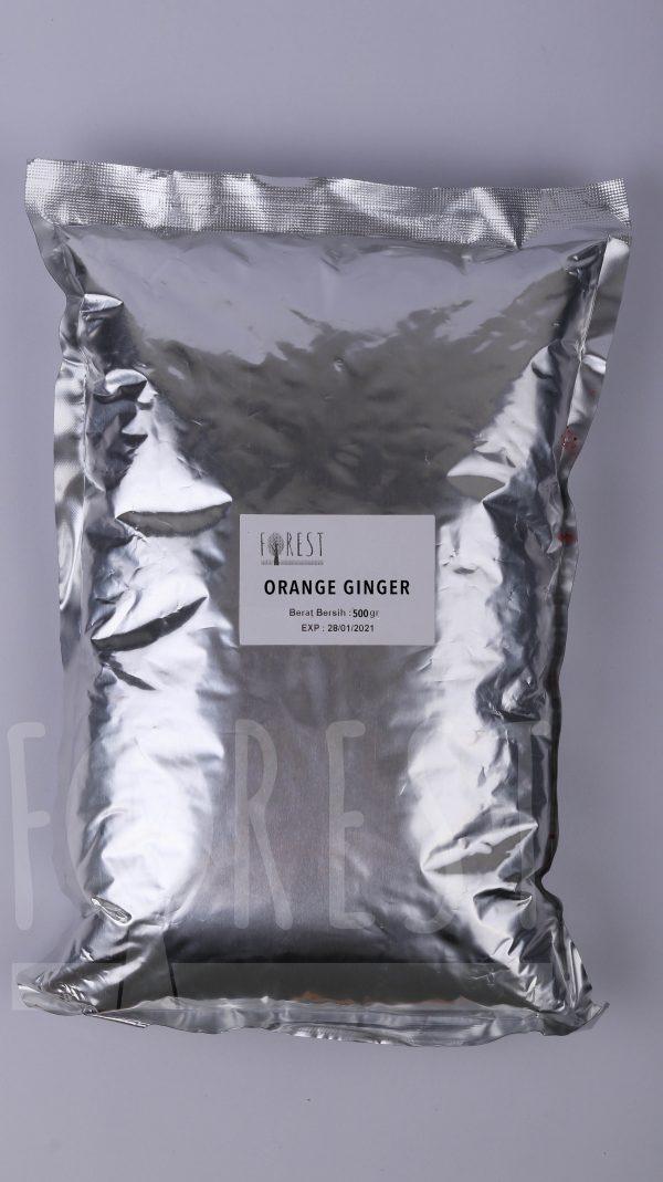 jual bubuk minuman orange ginger